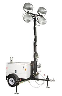 Light Tower rental